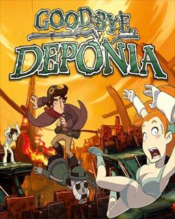 Goodbye Deponia krabice