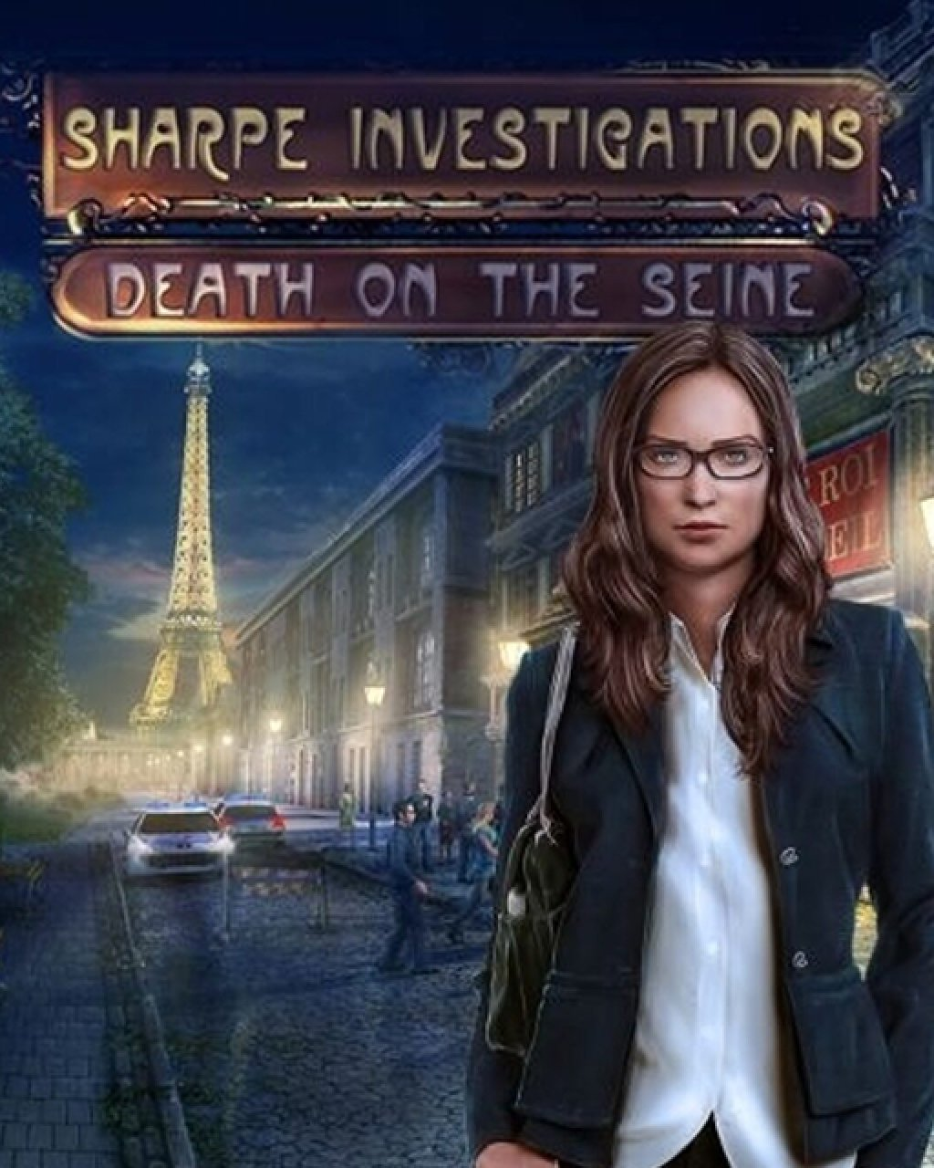Sharpe Investigations Death on the Seine