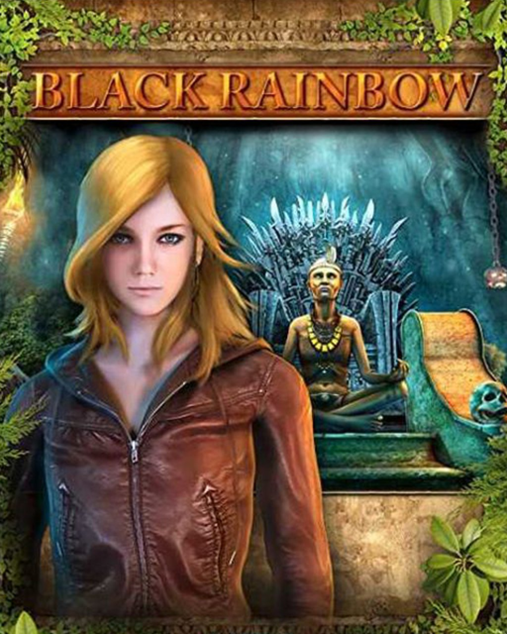 Black Rainbow krabice