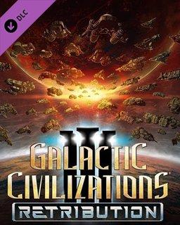 Galactic Civilizations 3 Retribution krabice