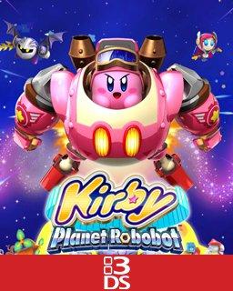 Kirby Planet Robobot krabice