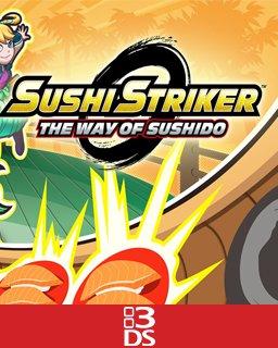 Sushi Striker The Way of Sushido krabice