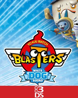 YO-KAI WATCH Blasters White Dog krabice