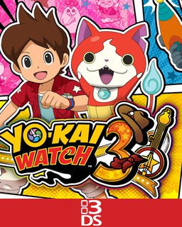 Yo-Kai Watch 3 krabice