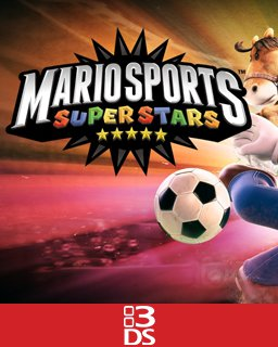 Mario Sports Superstars krabice