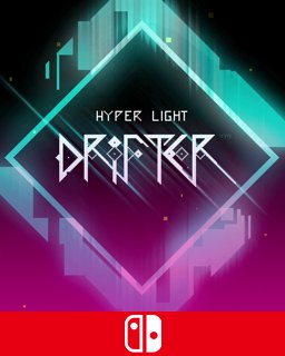 Hyper Light Drifter krabice