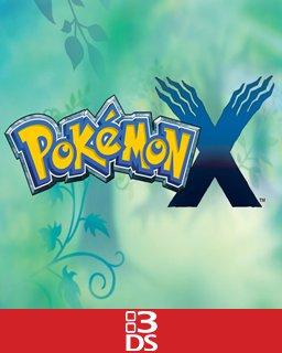 Pokemon X krabice