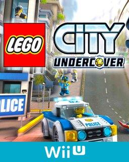 Lego City Undercover krabice