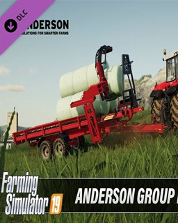 Farming Simulator 19 Anderson Group Equipment Pack krabice
