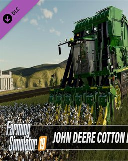 Farming Simulator 19 John Deere Cotton krabice