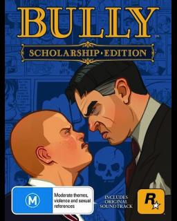 Bully Scholarship Edition krabice