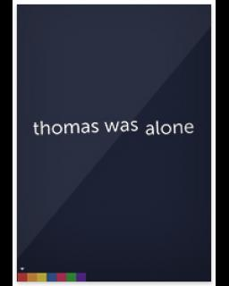 Thomas Was Alone krabice
