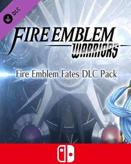 Fire Emblem Warriors Fates DLC Pack krabice