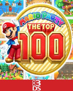 Mario Party The Top 100