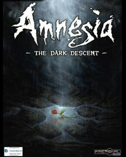 Amnesia The Dark Descent (Pád do temnoty) krabice