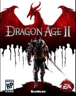 Dragon Age 2 krabice