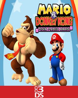 Mario vs Donkey Kong Minis March Again