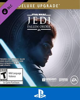 STAR WARS Jedi Fallen Order Deluxe Upgrade