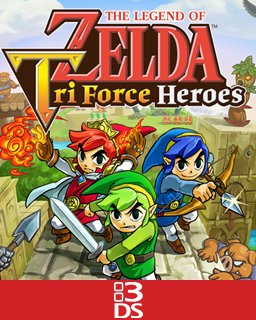 The Legend of Zelda Tri-Force Heroes