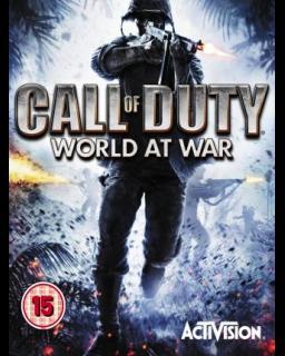 Call of Duty 5 World at War Steam krabice