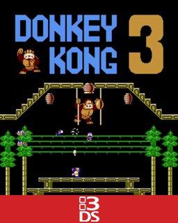 Donkey Kong 3 krabice