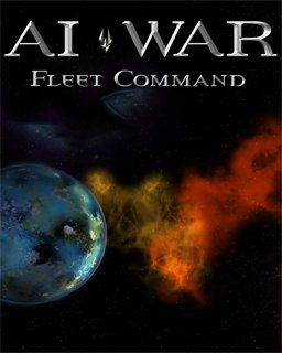 AI War Fleet Command krabice