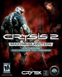 Crysis 2 Maximum Edition krabice