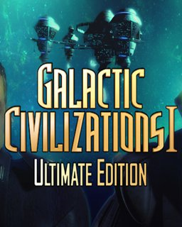 Galactic Civilizations I Ultimate Edition krabice