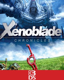 Xenoblade Chronicles 3D krabice
