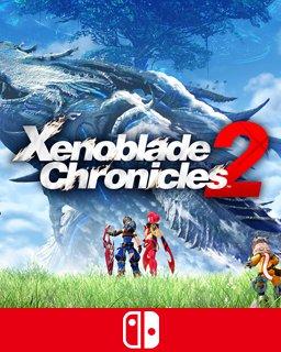 Xenoblade Chronicles 2 krabice