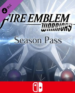 Fire Emblem Warriors Season Pass krabice