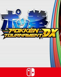 Pokken Tournament DX krabice