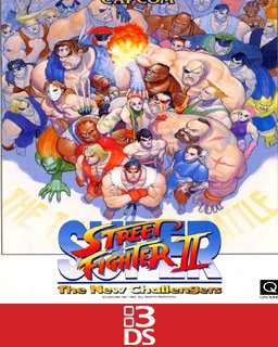 Super Street Fighter II The New Challenger