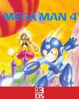 Mega Man 4 krabice