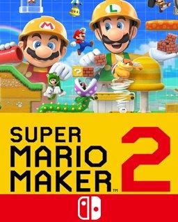 Super Mario Maker 2 krabice