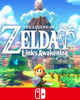 The Legend of Zelda Link's Awakening krabice