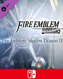 Fire Emblem Warriors Fire Emblem Shadow Dragon krabice