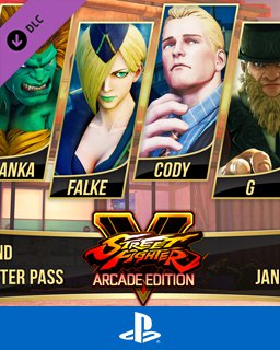 STREET FIGHTER V Season 3 Character Pass