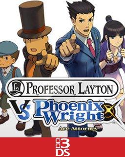 Professor Layton vs Phoenix Wright