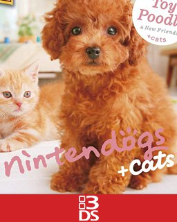 Nintendogs + Cats Toy Poodle + Friends