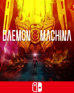 Daemon X Machina krabice