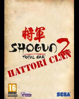 Total War Shogun 2 Hattori clan pack krabice