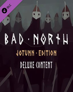 Bad North Jotunn Edition Deluxe Edition Upgrade krabice