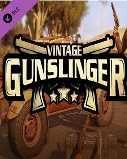 Dying Light Vintage Gunslinger Bundle krabice