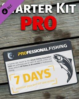 Professional Fishing Starter Kit Pro
