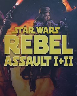 STAR WARS Rebel Assault I + II