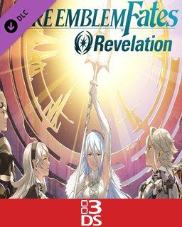 Fire Emblem Fates Revelation krabice