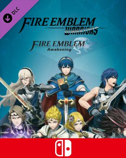Fire Emblem Warriors: Fire Emblem Awakening Pack DLC krabice