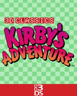 3D Classic Kirby's Adventure