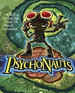 Psychonauts PC – digitální verze